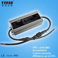 High power 60w IP67 Waterproof Wifi Light Switch led driver