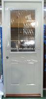 vent doors glass steel doors, 9 lite glass door(steel frame), decorative glass insert door