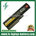 Ibm thinkpad t60, r60 para série lenovo bateria 42t4778,10.8v 52wh