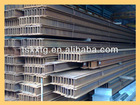 H shaped steel beam for building use