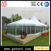 Glass Door Six Sided Tent