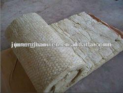Mineral wool blanket fireproof rockwool blanket buy heat for Mineral fiber blanket insulation