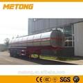 Transportador de camiones de remolque, Betún de transporte del tanque