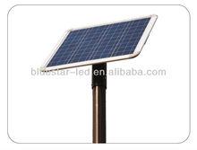 2012 high efficiency 4 meters garden lighting pole light