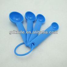 4pcs High quality plastic measuring spoons