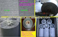 Composit mat for bitumen emulsion waterproofing membrane