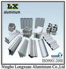 Produce different kinds of aluminium extrusion profile