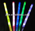 plástico led glow stick da bateria operado