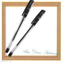 High quality plastic thin ballpoint pens