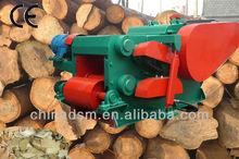 Hot Sale Aspen Wood Chip Machine, Diesel Engine Wood Chipper