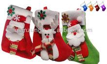 2013 promotional kids christmas socks for sale