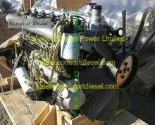 truck engine Isuzu 6BD1T 88kw/2800rpm for light truck, Npr,pickup etc