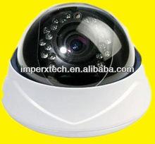 HD CMOS waterproof Half Dome megapixel camera