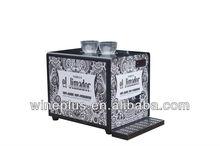 wineplus compressor cooled tap supply liquor chiller