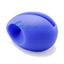 2012 new cute mini music egg speaker sound box portable amplifier for iphone 4