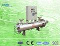 motor eléctrico automático de limpieza ultravioleta la cría de peces equipo de desinfección