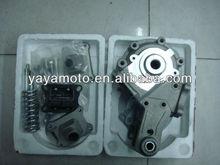 Motorcycle MBK Cylinder Head, MBK Motorcycle Engine Part