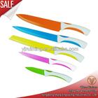 Promotional 5 PCS Non-stick Color Kichen Knife Set