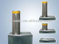 Full automatic remote control hydraulic lifting bollard for car access