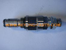 pc200-7 excavator main relief valve 723-40-91102