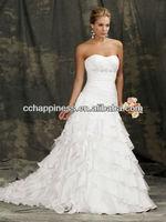 2013 new beautiful wedding dresses new models