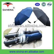 High quality UV Protection 3 Foldable Umbrella auto open and close