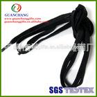 OEM black round sports shoelace