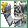 Vente chaude préfabriqué précontraint béton creux machine de panneau de plancher