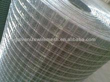 6x6 reinforcing galvanized welded wire mesh
