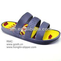 RMC Printed Insole Pool Slide Man Slipper