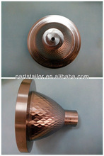 Decorative lamp spinning die mold