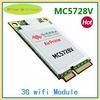 sierra wireless MC5728V mini pcie wifi module