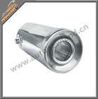 Car Decorative Stainless Steel Universal Exhaust Muffler