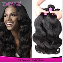 Yvonne Fashion virgin peruvian hair weave