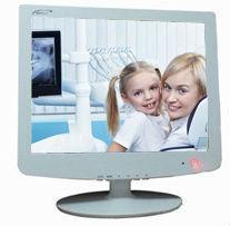 15 inch TFT TV LCD Moniter for Dental Introral Cameras