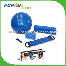 Yoga mat kits/yoga props/yoga set