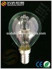 A55/A60/C35/G45 halogen energy saving light bulbs