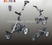 Mini Electric Golf Carts Remote (HMR-601Digital) with Linix Motor for Golf Club