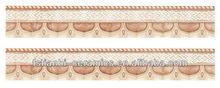 waistline ceramic tile border