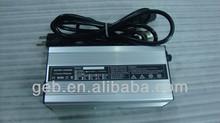 58.4V / 5A Li Iron/Li Polymer battery charger,48V battery pack charger, e-bike battery charger