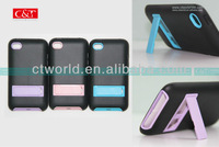 Cell Phone Case Combo Case With Stand Cover Case For Touch4