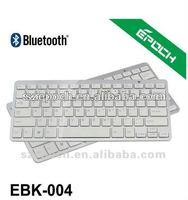 Arabic spanish bluetooth wireless keyboard for Ipad iphone style design