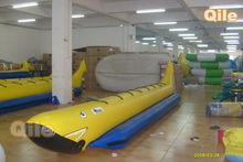 banana boat/EN4960/EN71 inflatable/2013 CE New design water game/Hot sale water game