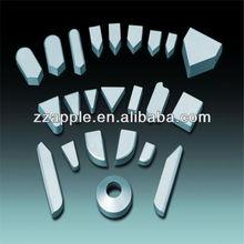 top- ranking supplier sintered tungsten carbide welding brazing tips