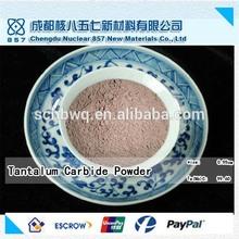 China factory-outlet Ta(Nb)C:99.6% tantalum carbide powder