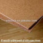 Grade E1 waterproof hardboard with 4ft*8ft