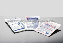 4mil Textured and Smooth Surface, Beaded Cuff and Powdered Latex Sterile Surgical Gloves(CE ISO FDA)