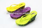 2015 surrounding edge High Quality Latest ladies sandals designs