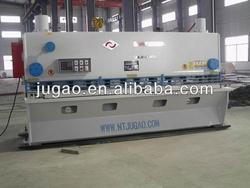 Metal sheet QC12Y-50X8000 hydraulic shearing guillotine shear