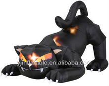lowes halloween air blown inflatables black cat 2013 for sale